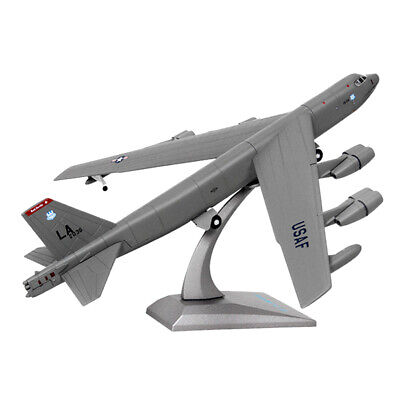 £24.83 • Buy 1/200 Scale Metal  American B-52 Bomber Aircraft Model For Home Decor
