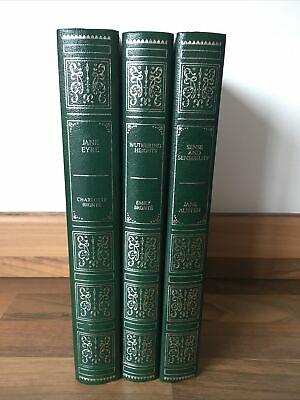 £24.99 • Buy 3 X Guild Publishing London Hardback Books Wuthering Heights, Jane Eyre Bronte's
