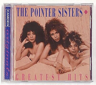 £8.34 • Buy The Pointer Sisters - Greatest Hits - CD (Musik-G-1386