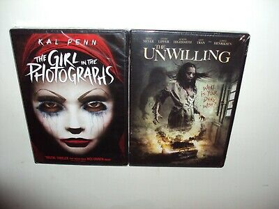$ CDN11.32 • Buy Girl In The Photographs/The Unwilling Dina Meyer Dvds 2 Horror Movies Widescreen