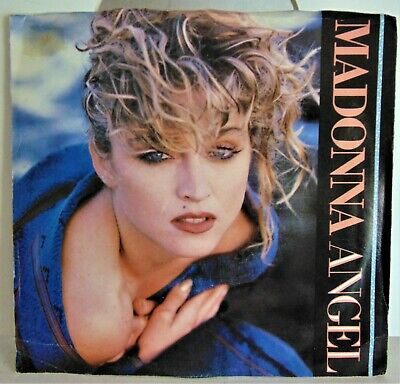 £7.16 • Buy Madonna – Angel-1985 Sire #7-29008 45 RPM 7  Vinyl Record W/ Picture Sleeve EX