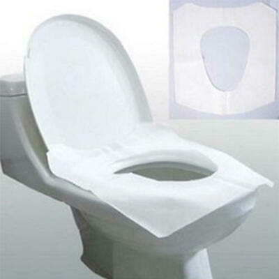 £0.99 • Buy 20 Pack Toilet Seat Covers Disposable & Flushable Paper Travel WC Covers