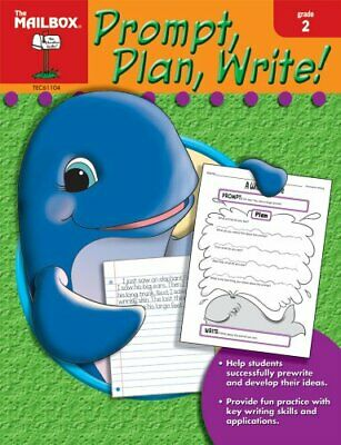 $20.95 • Buy PROMPT, PLAN, WRITE! (GR. 2) By Mailbox Books Staff **BRAND NEW**