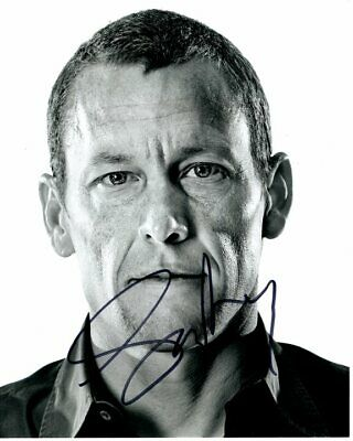 £145.44 • Buy LANCE ARMSTRONG Signed Autographed Photo