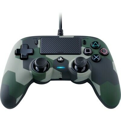 AU84.11 • Buy Nacon Camo Green Wired Compact Controller For PlayStation 4 PS4 NEW PREORDER Jul