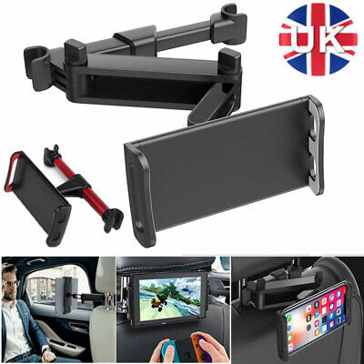 £6.99 • Buy Universal Car Tablet Holder Headrest Seat Mount Stand For 4.7''-11'' IPad /Phone