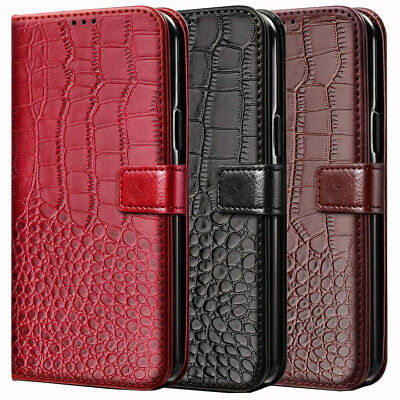 £4.99 • Buy Magnetic Leather Flip Wallet Cover 6s 7 8 Plus XR XS IPhone 11/12 Pro Max Case
