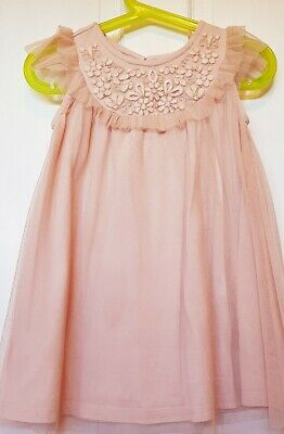 £10 • Buy Girls Next Party Prom Christening Holiday Dress Size 2-3 Years