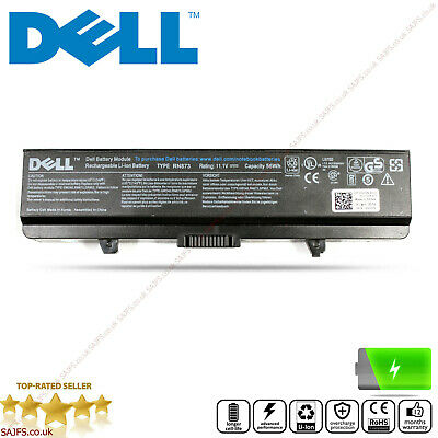£34.95 • Buy Genuine 6-cell Dell Inspiron 1525 1526 1545 1546 1750 Battery X284g Rn873