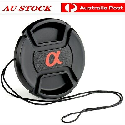 AU5.95 • Buy Sony Alpha Lens Cap 49mm, For Replacement.