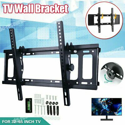 AU19.58 • Buy For 32 47 49 57 58 60 65   INCH For Samsung Sony TV Wall Mount Bracket Tilting
