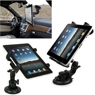 £8.49 • Buy Universal In Car Suction Mount 360° Holder IPad & Samsung Galaxy Tablet 7 To 11