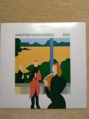 £14.92 • Buy Eno - Another Green World 1975 - LP Vinyl Record