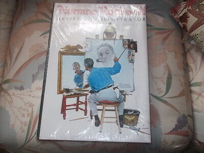 $ CDN124.84 • Buy  Norman Rockwell Artist And Illustrator New In Wrapper Large Abradale/Adams Book