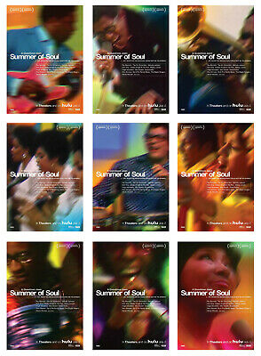 £2.99 • Buy Summer Of Soul Music Film Posters Movie Art Home Decor Gift Idea