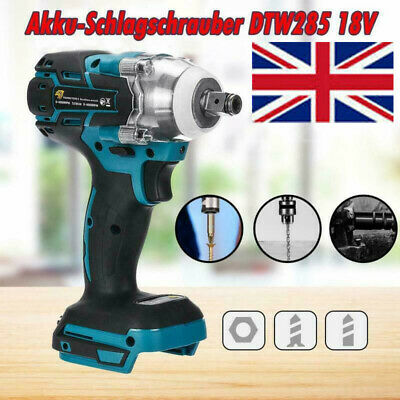£18.19 • Buy UK Replace For MAKITA DTW285Z 18V Cordless Brushless Impact Wrench 1/2  Driver