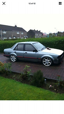 £1500 • Buy Ford Escort Orion Mk1 16i Ghia Classic Project Spares Or Repair Barn Find Xr3i