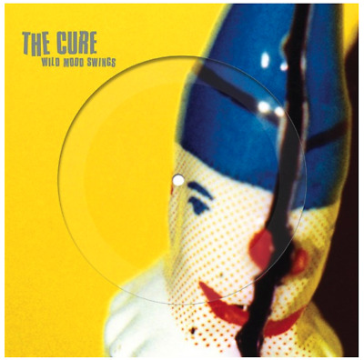 £22.95 • Buy The Cure: Wild Mood SwingsDouble LP Pictured Disc Vinyl Anniversary RSD2021 New
