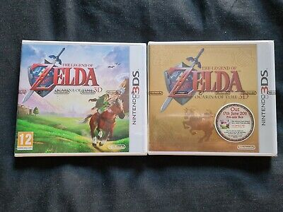 £300 • Buy The Legend Of Zelda: Ocarina Of Time 3D - Brand New And Sealed
