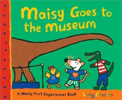 $8.47 • Buy Maisy Goes To The Museum