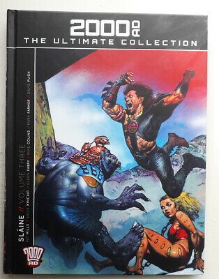 £9.99 • Buy SLAINE: VOLUME 3 - 2000AD The Ultimate Collection.