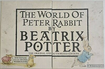 £21 • Buy The World Of Peter Rabbit - The Complete Collection Of Original Tales 1-23 MINT