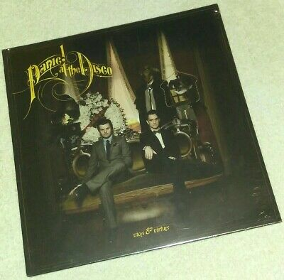 £21.71 • Buy Panic At The Disco  Vices & Virtues  Vinyl LP Brand New
