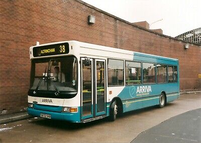 £0.99 • Buy Colour Bus Photo: Arriva North West 7872 S872SNB #N