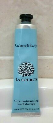 £10 • Buy Crabtree And Evelyn La Source Ultra Moisturising Hand Cream Therapy 50g