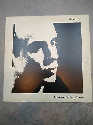 £15 • Buy Brian Eno - Before And After Science Vinyl, First Press