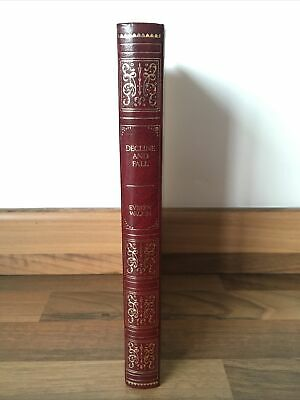 £14.99 • Buy Decline And Fall By Evelyn Waugh Guild Publishing 1979 Red Hardback Book