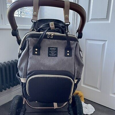 £6.50 • Buy Baby Backpack Changing Bags