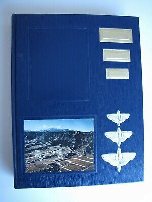 $29.95 • Buy Vintage 1977 USAFA United States Air Force Academy Polaris Military Yearbook NM