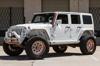 $81500 • Buy 2017 Jeep Wrangler Rubicon 2017 Jeep Wrangler Unlimited Rubicon 21,795 Magnuson Supercharger  AFE Cold Air