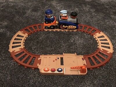 £9.99 • Buy Shelcore Shake N Bobbles Battery Operated Train Set With Track Children's Toy