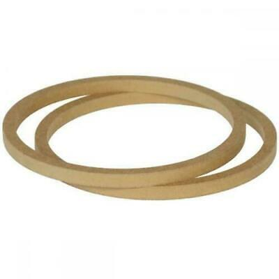 £8.91 • Buy 8  200mm Pair Of MDF Speaker Spacer Mounting Rings 12mm Thick ID 182mm ED 202mm