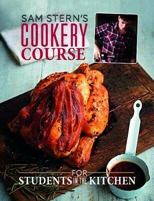 £4.30 • Buy Sam Stern's Cookery Course: For Students In The Kitchen  Very Good Book Sam Ster