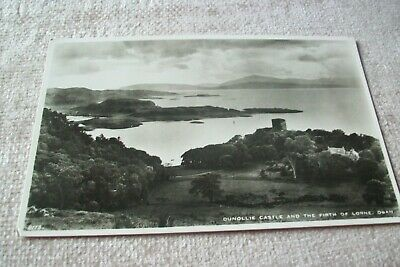£1.99 • Buy Postcard -- Dunollie Castle And The Firth Of Lorne, Oban, Argyll