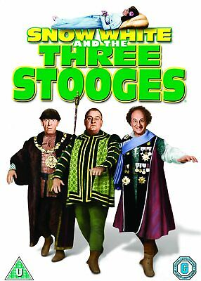 £2.95 • Buy The Three Stooges Snow White And The Three Stooges (1961) DVD Carol Heiss,
