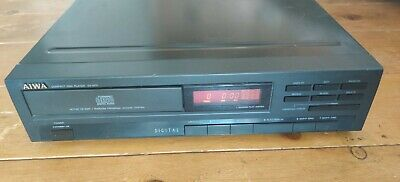 £25.95 • Buy Aiwa Retro Hifi Seperate CD Player DX M75 | Tested & Working