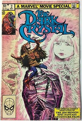 £17.99 • Buy The Dark Crystal Movie Special Vol 1 #2 May 1983 American Marvel Comic FirstEdtn