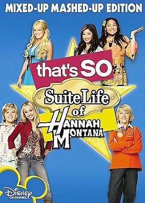 £4.32 • Buy That's So Suite Life Of Hannah Montana (Mixed-Up Mashed-Up Edition) DVD, Raven-S