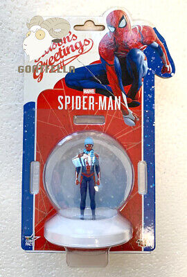 $ CDN50.35 • Buy Ready New Hot Toys Vip 2019 Spiderman Advanced Suit Vgm Compact Spidey 30mm Xmas