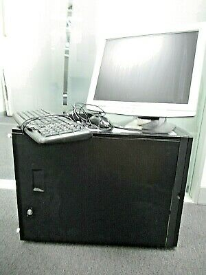 AU250 • Buy Intel Xeon E3 PC Server + Monitor, Mouse And Keyboard #216