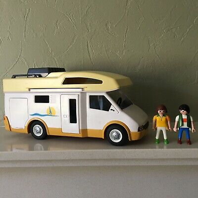 £8.99 • Buy Playmobil Campervan Used And Incomplete