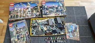 $ CDN173.11 • Buy HARRY POTTER LEGO SETS 4709/4729/4730 Boxed With Figures /instructions
