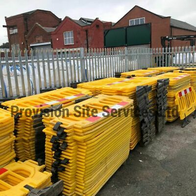 £17 • Buy Chapter 8 Plastic Crowd Barriers