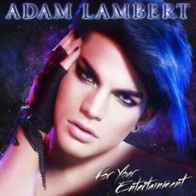 AU20.79 • Buy For Your Entertainment By Adam Lambert
