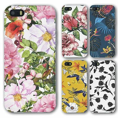 £6.95 • Buy For IPhone 5 5s Silicone Case Cover Flower Group 28
