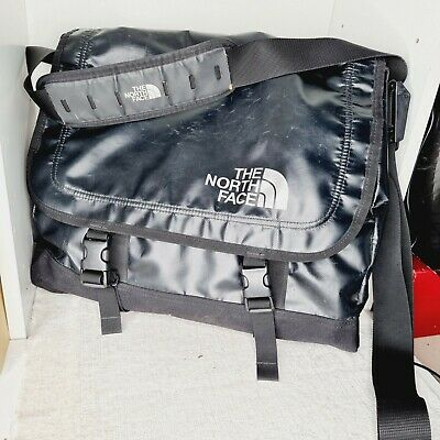 £54.95 • Buy The North Face Base Camp Messenger Travel Laptop Bag Large Black With Zip